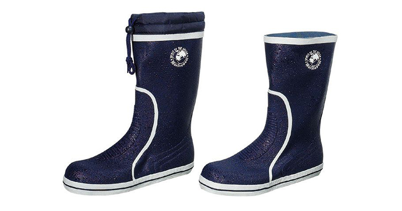 Hamburg Rubber Boots Long